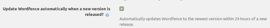 Wordpress Wordfence Update Auto INFORMATUX