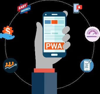 PWA INFORMATUX Progressive Web Application